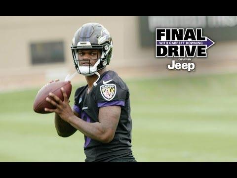 Final Drive: Teammates' First Impressions of Lamar Jackson