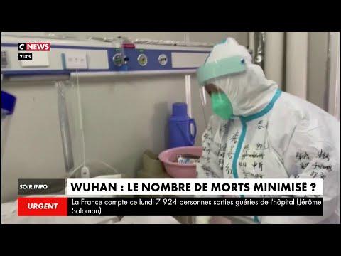 Coronavirus: le nombre de morts à Wuhan a-t-il été minimisé ?