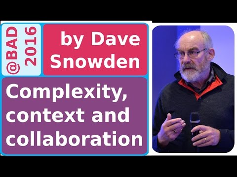 Complexity, context and collaboration from manufacturing software to creating a service relationship