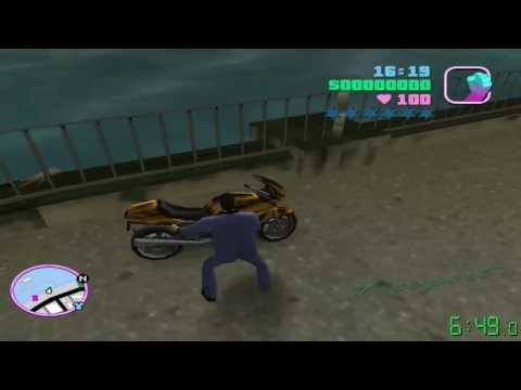 [Former WR] GTA: Vice City Speedrun - Any% in 12:58