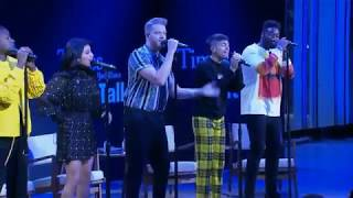 Pentatonix - New Rules x Are You That Somebody? - Live