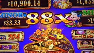 ★Power of the Multipliers !☆50 FRIDAY #64★FORTUNE KING GOLD/COBRA HEARTS/88 FORTUNES DIAMOND Slot★栗