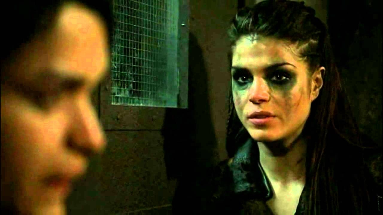 Octavia Blake The 100 Season 2 Finale Blood Must Have