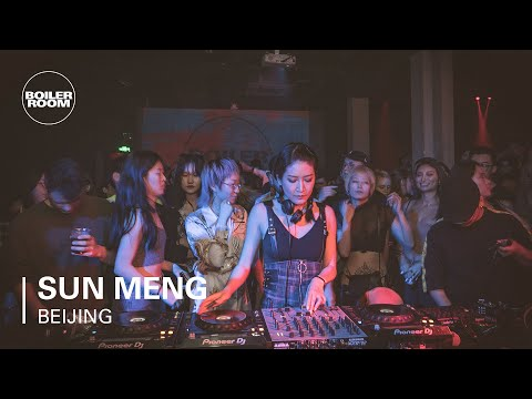 Sun Meng | Boiler Room Beijing