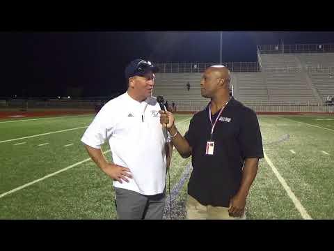 Ranchview Head Coach Terry Smith 9 28 2017