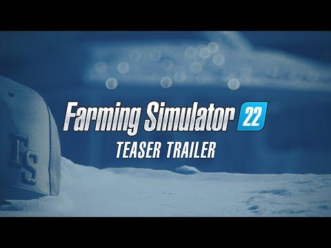 🚨 Farming Simulator 22 is coming!