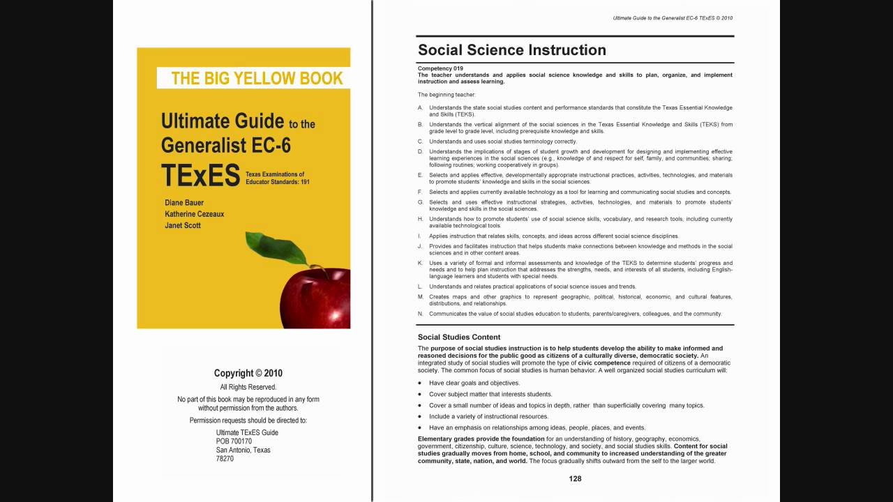 Free TExES Core Subjects EC-6 (291) Math Practice Test ...