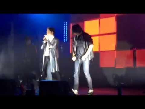 (fancam) Jo Sung Mo - Pledge/ I Swear - Korean Dance Fest 2015