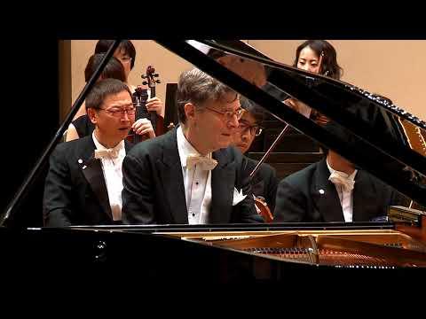 Brahms:Piano Concerto No.1 in D minor - 2mov. =LIVE= HIROSHIMA SYMPHONY ORCHESTRA