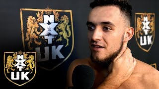 A-Kid reacts to battling his childhood hero: NXT UK Exclusive, Oct. 31, 2019