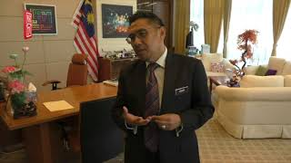 10 Quickies with Datuk Seri Azharuddin Abdul Rahman