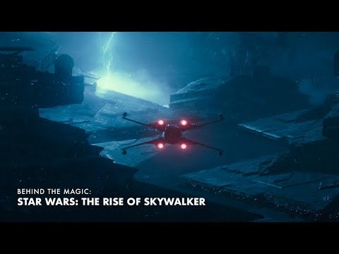 ILM Behind the Magic: The Visual Effects of Star Wars: The Rise of Skywalker