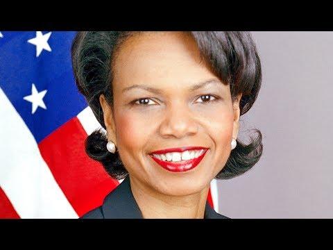 War Criminal Past Haunts Condoleezza Rice