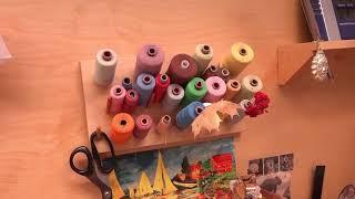 Работа в кукольной мастерской музея Собрание Давида Якобашвили