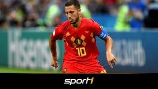 Eden Hazard schwärmt von Real Madrid | SPORT1 - TRANSFERMARKT