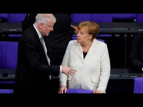 """Merkel widerspricht Seehofer: """"Der Islam gehört zu Deutschland"""""""