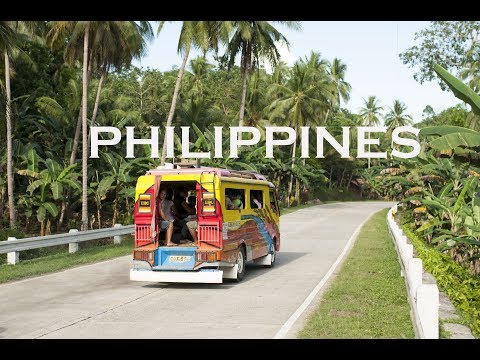 Philippines travel 2017 (backpacking)