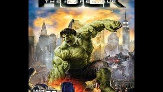 Incredible Hulk 2008 LongPlay Part 1