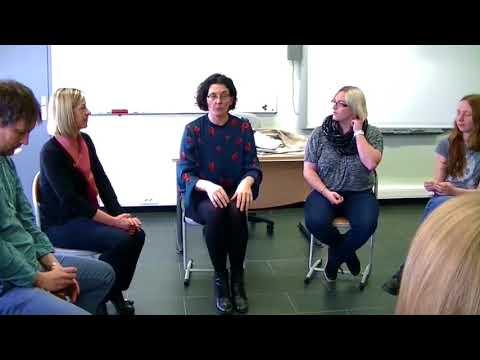 Les futurs enseignants découvrent les techniques théâtrales en anglais