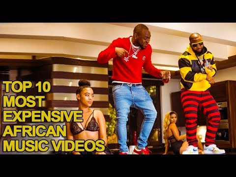 Top 10 Most Expensive African Music Videos