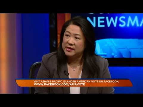 Mee Moua and Christine Chen on Comcast Newsmakers 10/15/2014