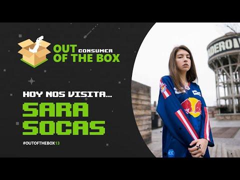 OUT OF THE BOX #13 con SARA SOCAS