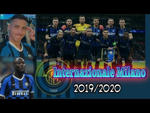 Update Skuad Intermilan 2019/2020