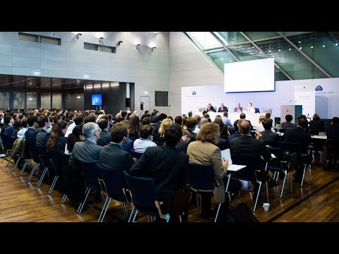 Second ECB Annual Research Conference - Panel discussion: Ex