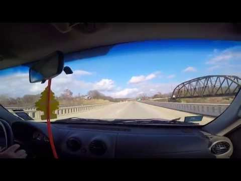 Vlog #1 Tulsa Trip (Dating and Afraid)