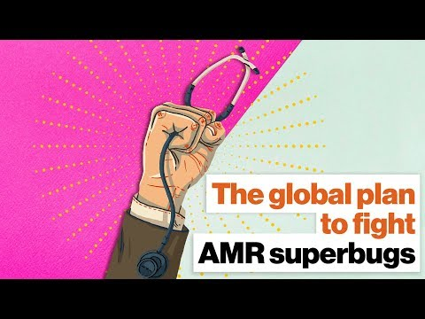 The global plan to fight AMR superbugs | Jill Inverso