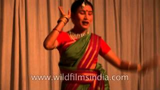Women performing regional songs at