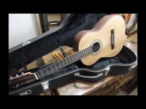 Guitar Maker  Luthier Marcianoviolão iniciante intermediário Jacarandá da Índia