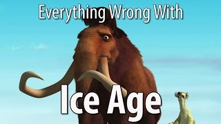 Video Everything Wrong With Ice Age In 13 MInutes Or Less download MP3, 3GP, MP4, WEBM, AVI, FLV Januari 2018