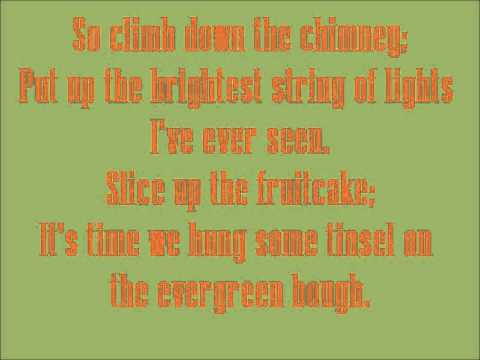 Johnny Mathis~We Need a Little Christmas lyrics