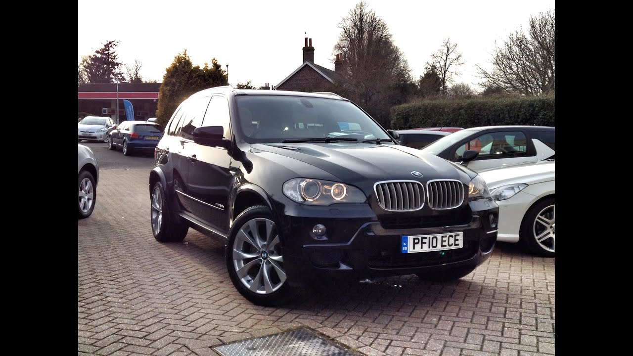 Bmw X5 3 0td Xdrive35d M Sport 5dr 4wd Sold At Cmc Cars