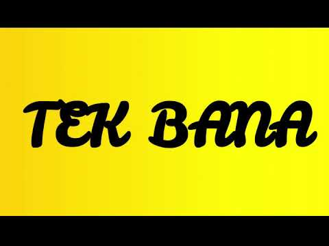 AHMET EROL -TEK BANA (2019)