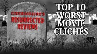 Top 10 Worst Movie Clichés - Cinemassacre Resurrected Review thumbnail