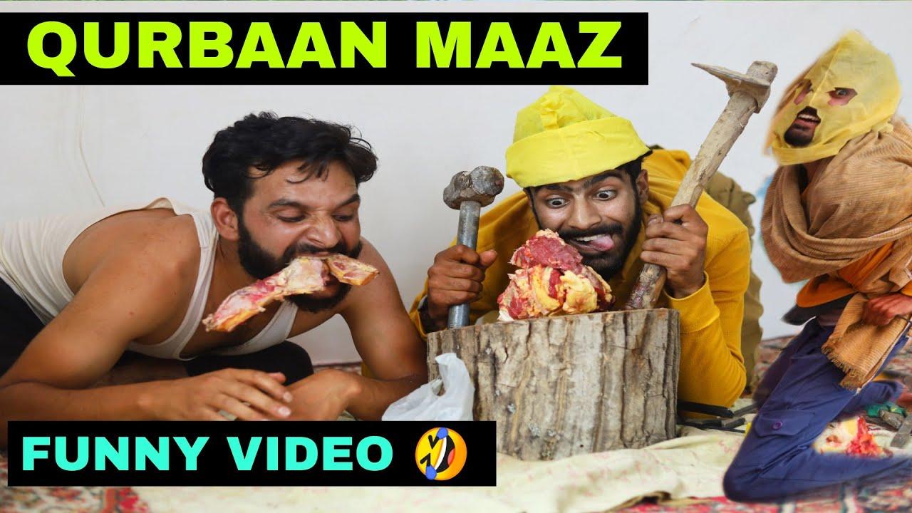 Qurbaan Maaz Funny Video By Kashmiri Rounders