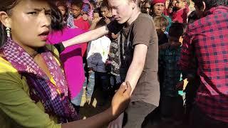 Pyuthan Phoply Pokhra Ko Dance