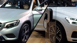 2017 Volvo XC60 Vs. 2017 Mercedes-Benz GLC