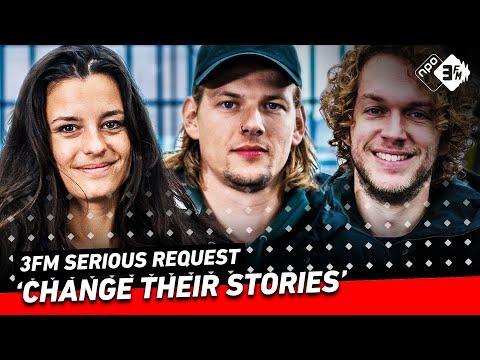 Bekendmaking: dit zijn de dj's én de route | 3FM Serious Request: The Lifeline 2019 | NPO 3FM