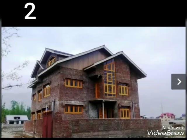 Kashmiri Modern Houses On Sale Youtube
