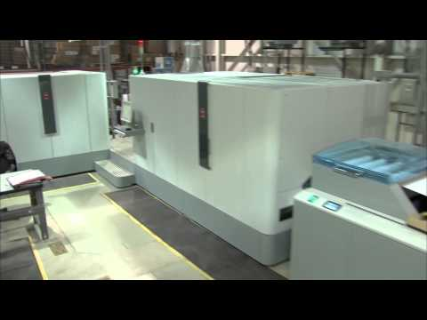 Microdynamics Group's Customer Testimonial -- Océ Production Printing Systems