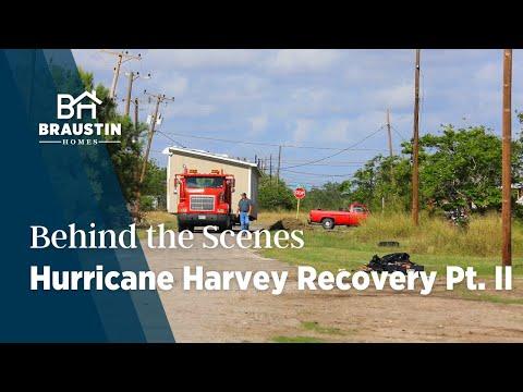 Hurricane Harvey Recovery - Refugio, TX - Day Two