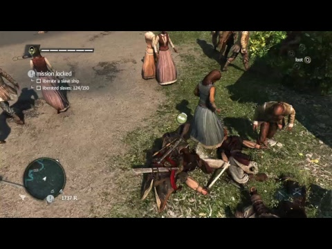 Assassin's creed freedom city (part 2)
