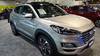 2019 Hyundai Tucson Vertex 1.6 T-GDi 177 DCT 4WD - Exterior and Interior - Auto Zürich Car Show 2018