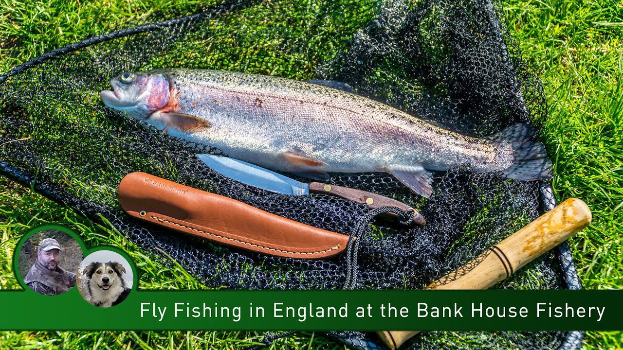 Fly Fishing In England At The Bank House Fishery