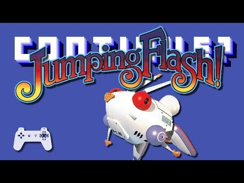 Jumping Flash (PS1) - Continue?