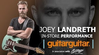 Joey Landreth | In Store Performance | guitarguitar - Glasgow
