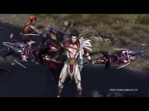 Warriors Orochi 4 - Video